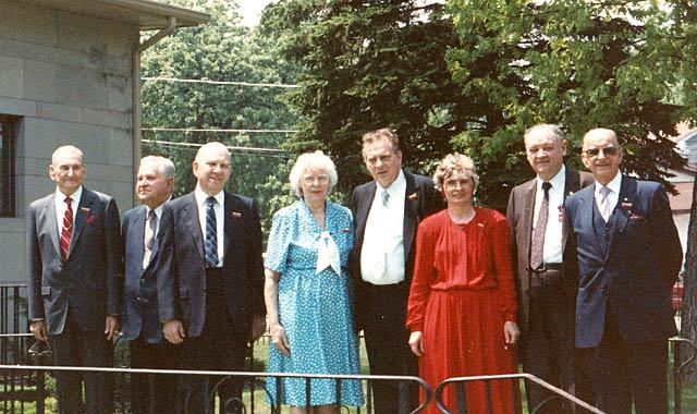 Board of Directors - 1990