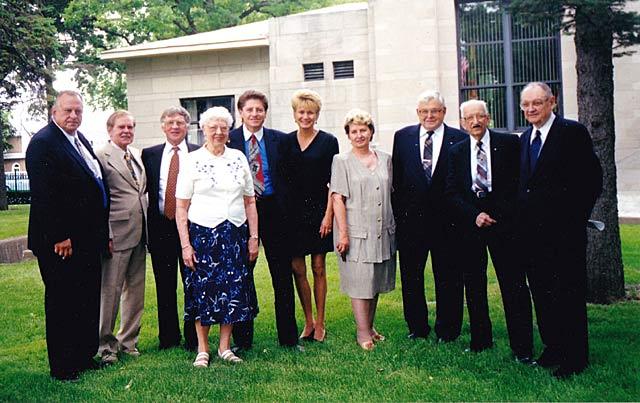 Board of Directors - 2000