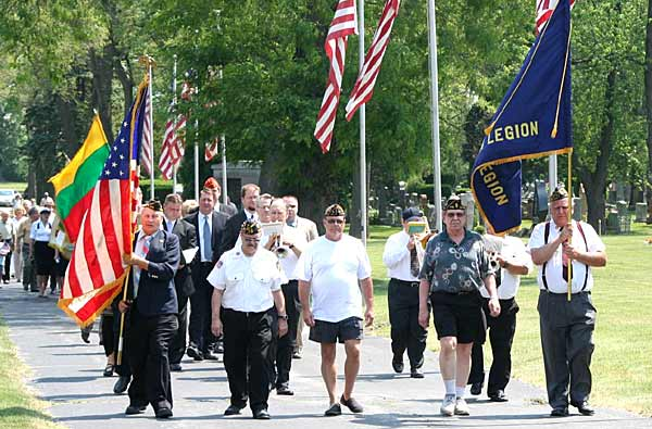 Past Memorial Day Celebrations: Photos
